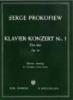 Prokofiev, Sergei : Concerto No.1 in D flat