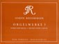 Rheinberger, Josef Gabriel : Complete Organ Works Vol.1.
