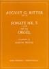 Ritter, August Gottfried : Sonata in A minor Op.23 No.3