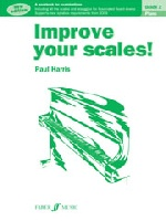 Harris, Paul : Improve Your Scales 2 Harris Piano