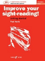 Harris, Paul : Improve Your Sight-Reading ! Piano Pre-1