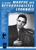 Marche des accordeonistes lyonnais (la)