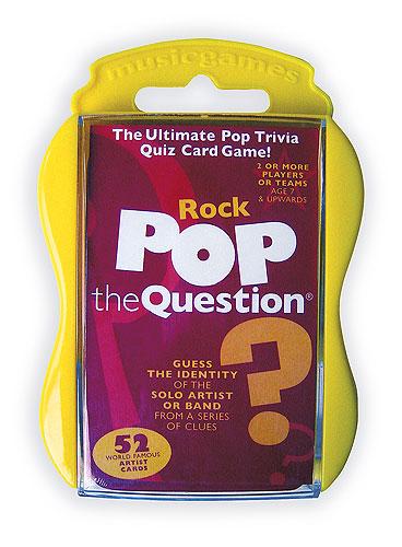 Pop The Question : Rock (Pocket Edition)