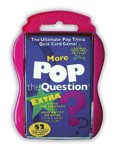 More Pop The Question : EXTRA (Pocket Edition)