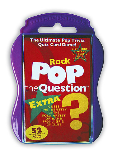 Pop The Question : Rock EXTRA (Pocket Edition)