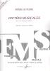 Jollet, Jean-Clément : Dictées musicales - volume 4, livre du professeur
