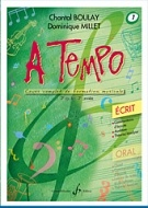 Boulay, Chantal / Millet, Dominique : A Tempo (2ème cycle) - Volume 7, Série écrit