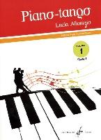 Abonizio, Lucia : Piano-Tango - Volume 1
