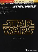 Williams, John : Easy Piano CD Play-Along Volume 31 : Star Wars