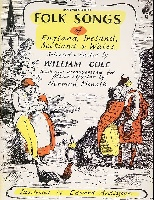 Folk Songs of England, Scotland and Wales