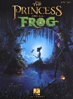 The Princess And The Frog  for Easy Piano (Newman, Randy)