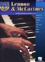Lennon, John / McCartney, Paul : Keyboard Play Along Volume 14 : Lennon and McCartney