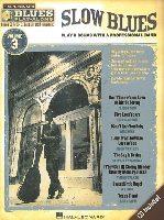 Blues Play Along - Volume 3 : Slow Blues