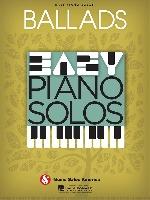 Easy Piano Solos: Ballads