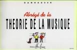 LIVRES Théorie de la musique : Livres de partitions de musique