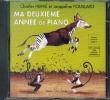 Hervé, Charles / Pouillard, Jacqueline : Ma Deuxième Année de Piano (CD seul)