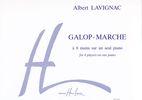 Lavignac, Albert : Galop Marche