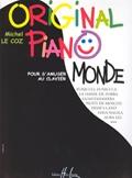 Le Coz, Michel : Original Piano Monde