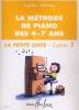La Méthode de piano des 4-7 ans - La petite suite (Allerme, Sophie)