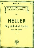 Heller, Stephen : 50 Selected Studies (from Op. 45, 46, 47)