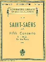 Saint-Saens, Camille : Concerto No. 5 in F, Op. 103