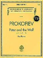 Prokofiev, Sergei : Peter and the Wolf