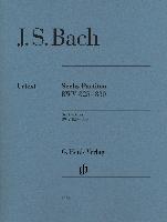 Bach, Johann Sebastian : Six Partitas BWV 825-830
