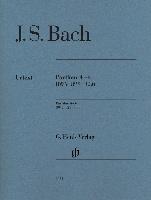 Bach, Johann Sebastian : Partitas 4-6 BWV 828-830