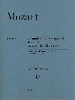 Mozart, Wolfgang Amadeus : Wunderkind -Sonatas Volume I K. 6-9