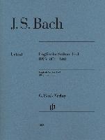 Bach, Johann Sebastian : English Suites 1-3 BWV 806-808