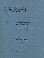 Bach, Johann Sebastian : Little Preludes and Fughettas