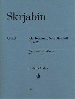 Piano Sonata no. 3 f sharp minor op. 23