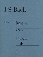 Bach, Johann Sebastian : Toccatas BWV 910-916