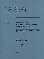 Bach, Johann Sebastian : Italian Concerto - French Overture - Four Duets Goldberg Variations