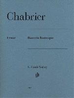 Chabrier, Emmanuel : Bourrée fantasque
