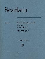Scarlatti, Domenico : Sonate pour piano en ré mineur (Toccata) K. 141, L. 422