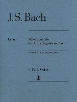 Bach, Johann Sebastian : Notebook for Anna Magdalena Bach
