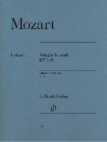 Adagio en si mineur KV 540 / Adagio in B minor KV 540 (Mozart, Wolfgang Amadeus)