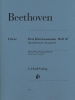 Trois Sonates pour piano WoO 47 / Three Piano Sonatas WoO 47 (Beethoven, Ludwig van)