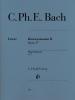 Sonates pour piano Opus 17 / Piano Sonatas Opus 17 (Bach, Johann Christian)