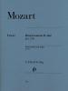 Sonate pour piano en si bémol majeur KV 570 / Piano Sonata in B-flat Major KV 570 (Mozart, Wolfgang Amadeus)