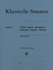 Sonates pour piano classiques / Classical Piano Sonatas (Divers Auteurs)