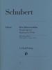 Trois Pièces pour piano D 946 - Impromptus (posthumes) / Three Piano Pieces D 946 - Impromptus (posthumous) (Schubert, Franz)