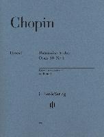 Polonaise en la majeur Opus 40 n° 1 (Militaire) / Polonaise in A Major Opus 40 No. 1 (Militaire) (Chopin, Frédéric)