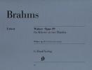 Valses Opus 39 / Waltzes Opus 39 (Brahms, Johannes)