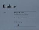 Danses hongroises 1 - 21 / Hungarian Dances 1 - 21 (Brahms, Johannes)