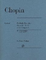 Chopin, Frédéric : Prélude en Ré bémol majeur op. 28 n° 15 (La goutte d