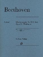 Beethoven, Ludwig Van : Piano Sonata no. 21 C major op. 53 (Waldstein)