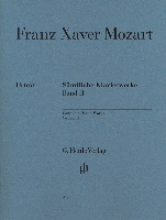 Mozart, Franz Xaver : Complete Piano Works, Volume II