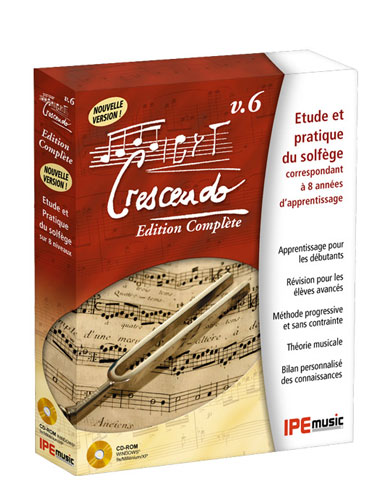 Crescendo Edition Complète (Version 6)
